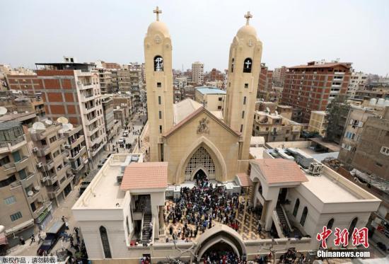 综合外媒报道,当地时间4月9日,埃及两所教堂发生爆炸。