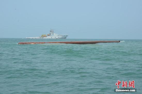 5月全国海上搜救遇险人员827人 793人获救