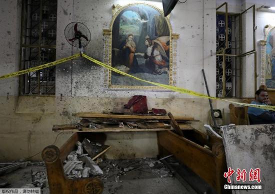 当地时间4月9日,埃及发生针对两座教堂的连环袭击,造成至少47人死亡,百余人受伤。