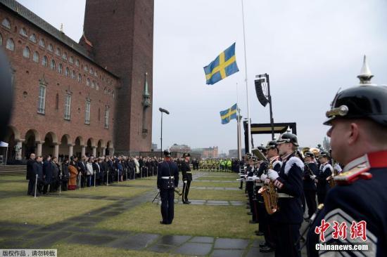 枪击事件频发 瑞典大幅增加警方经费维护社会治安
