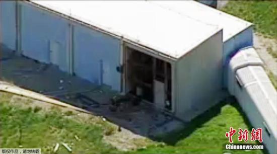 当地时间4月11日,美军在密苏里州堪萨斯城外的一个庞大的弹药厂发生爆炸,导致一名工人死亡,另外4人受伤。
