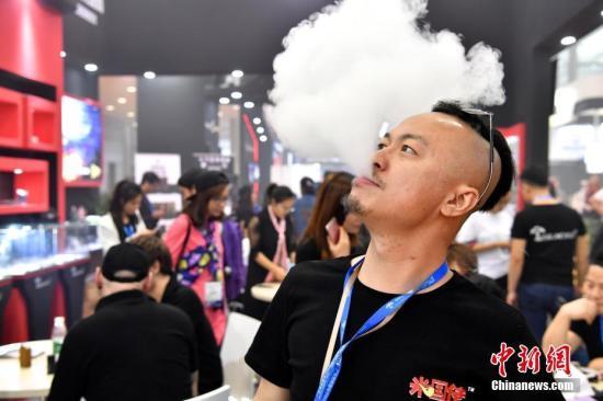 電子煙成流行文化 網售煙油衛生安全無法保障