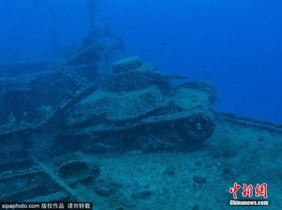 资料图:深海。 图片来源:SIPAPHOTO