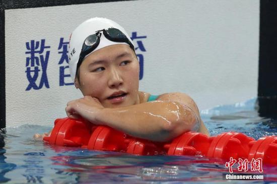 资料图:叶诗文。<a target='_blank' href='http://www.chinanews.com/'>中新社</a>记者 韩海丹 摄