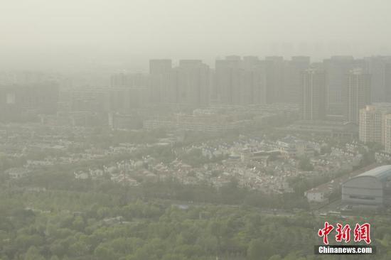 京津冀秋冬季污染治理:北京PM2.5浓度同比降25%