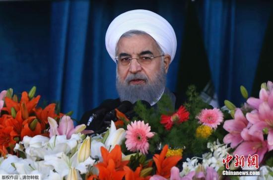 伊朗总统:欧洲若不落实核协议 将再缩减对协议承诺