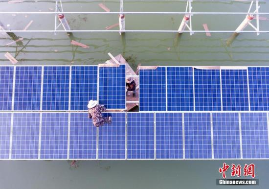 三部门:光伏发电项目禁以任何方式占用永久基本农田