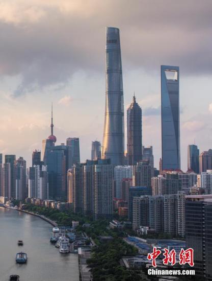 资料图:上海风光。李佳佳 摄影报道