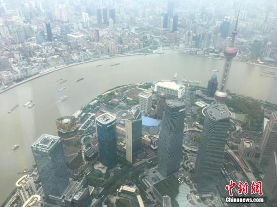 资料图:上海。李佳佳 摄影