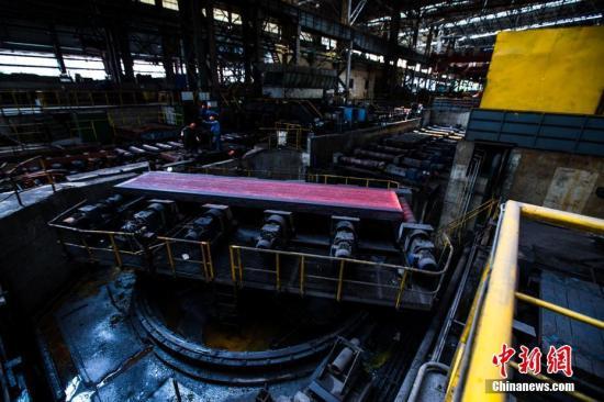 资料图;炼钢厂 李南轩 摄