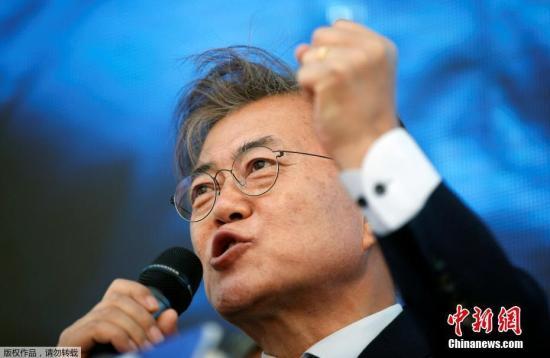 据悉,民调支持率居首的最大在野党共同民主党候选人文在寅将于当天上午在首尔召开记者会,呼吁选民支持