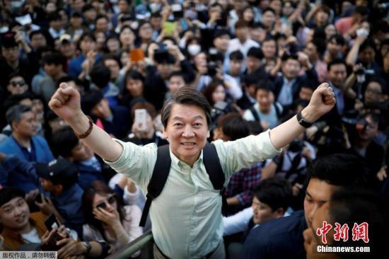"""韩国诞生新党""""统合改革新党"""" 欲打破两党垄断"""