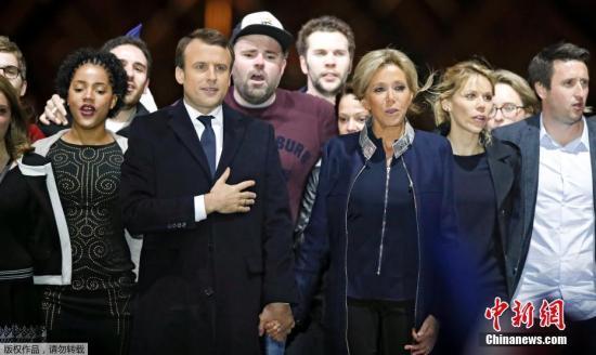 华媒:内政外交面临挑战 马克龙能改变法国吗?
