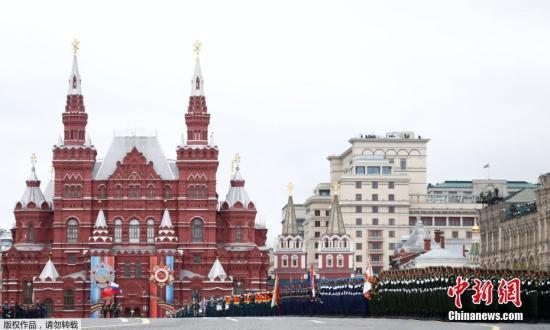 资料图:莫斯科