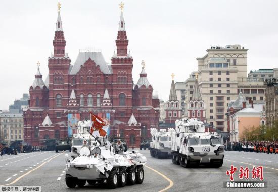 俄国防部:破冰舰船仍将是俄海军2021年发展重点图片