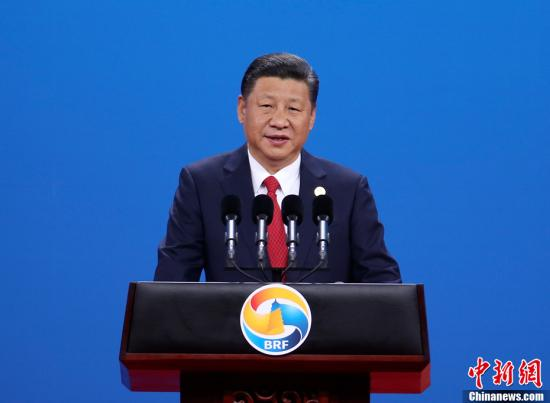 习近平主旨演讲释中国态度:合作共赢 行稳致远