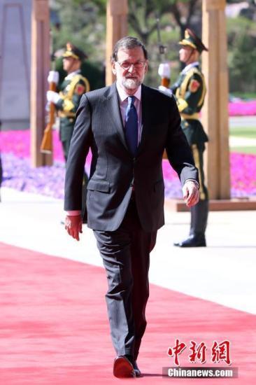 欧浪网:西班牙国会终结弹劾首相案拉霍伊获挽救