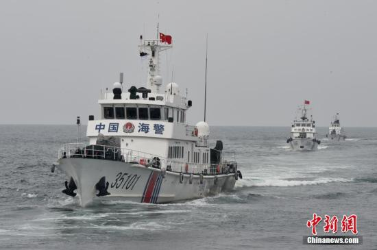 China passes coast guard law to safeguard maritime interests