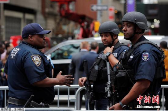 """25年来纽约周末首现""""零凶杀"""" 纽约警方:自豪"""