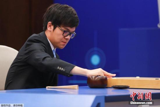 柯洁:求学后求胜欲更强 摸索用AI提升实力