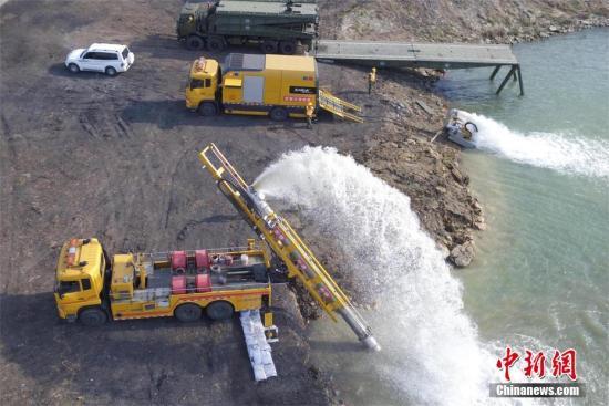 中国总体水安全状况持续改善 保障能力显著提升