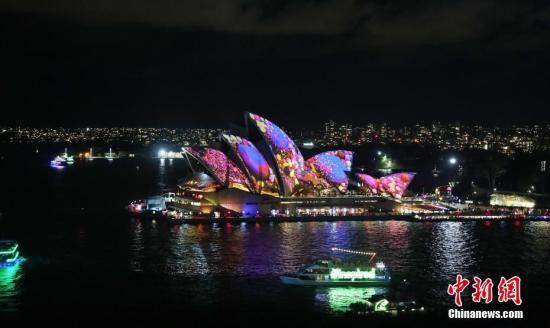 资料图:悉尼。记者 姜长庚 摄