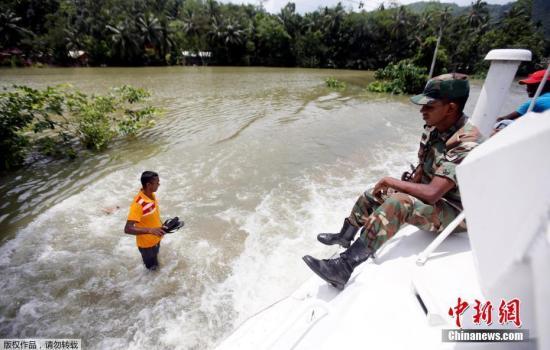 斯里兰卡紧急事件应对中心27日消息称,该国因暴雨导致的洪水已造成100人死亡,另有100人失踪,共20万人受灾。