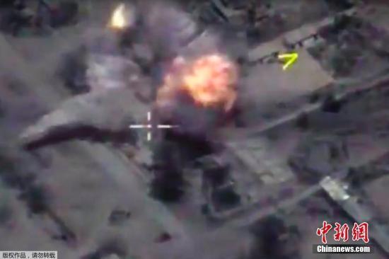 俄外交部:俄驻叙使馆遭迫击炮袭击 无人员伤亡