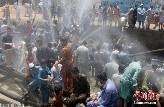 联合新闻网:全球逾三成人口每年面临致命高温