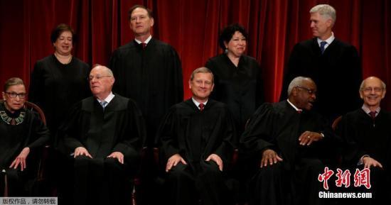 大法官金斯伯格逝世 美总统大选再生新变数图片