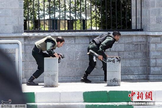 伊朗恐袭事件致17人死亡将举行遇难者遗体告别仪式