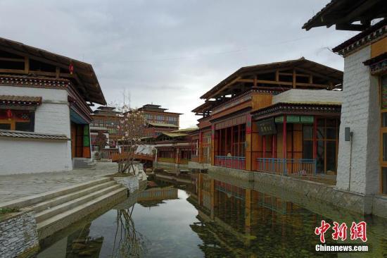 资料图:西藏风光