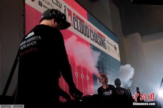 美加州起诉电子烟巨头 指控其向青少年推销产品