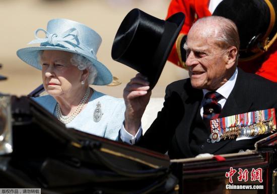 英女王的丈夫本周即将退休 王室任务交棒给儿孙辈