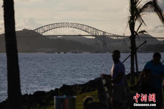 资料图:巴拿马运河。 <a target='_blank' href='http://www-chinanews-com.10010m.com/'>中新社</a>记者 余瑞冬 摄