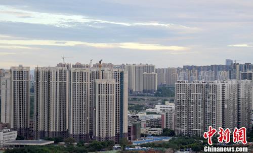6月70个城市中一二线城市房价同比涨幅继续回落