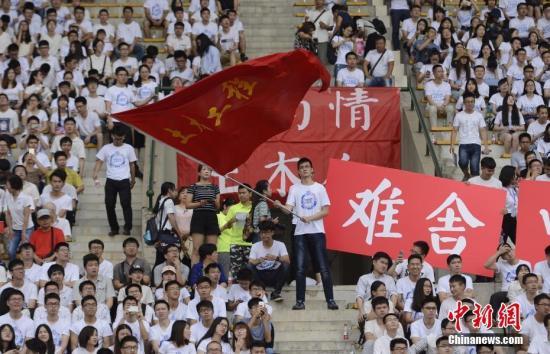 中国高等教育在学总规模达到3699万人 世界第一