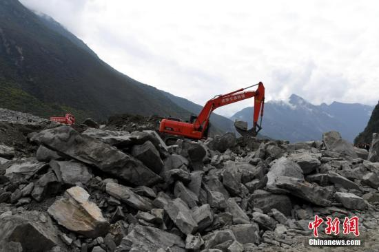 去年全国十大自然灾害事件 四川茂县滑坡在列