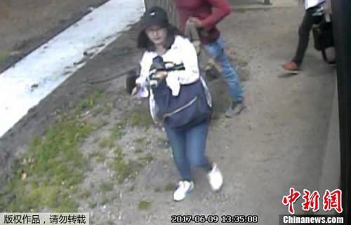章莹颖案嫌犯被以绑架罪名正式起诉 或面临终身监禁