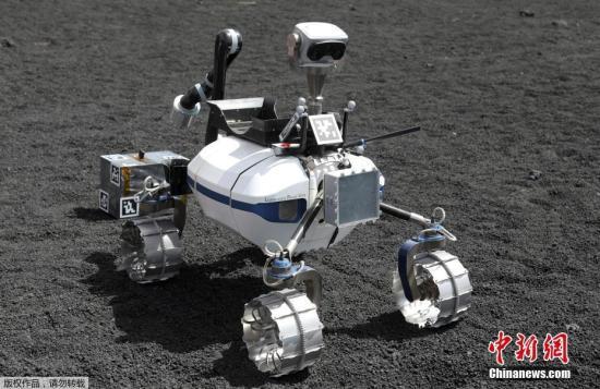 资料图片:机器人。