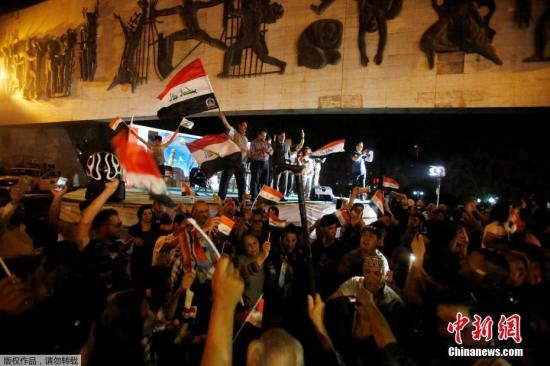 """今年6月18日,伊拉克政府军从多个方向攻入""""伊斯兰国""""在摩苏尔的最后据点西部老城。"""