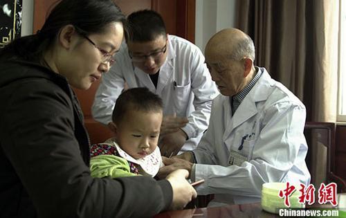 中国首位推拿学科国医大师:以指代针见中医魅力
