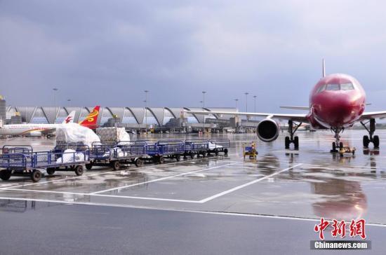 资料图:双流机场。<a target='_blank' href='http://www.chinanews.com/'>中新社</a>记者 钟欣 摄