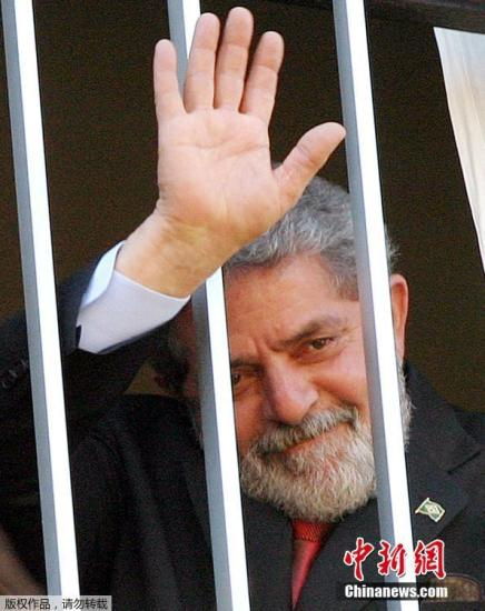 File photo of Brazil's ex-President Luiz Inacio Lula da Silva. (Photo/Agencies)