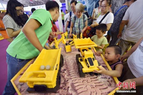 中国玩具产业地位短期内无可撼动