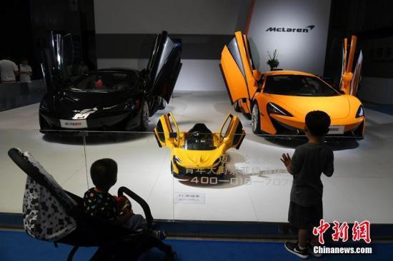 全球150个汽车品牌云集长春国际车展