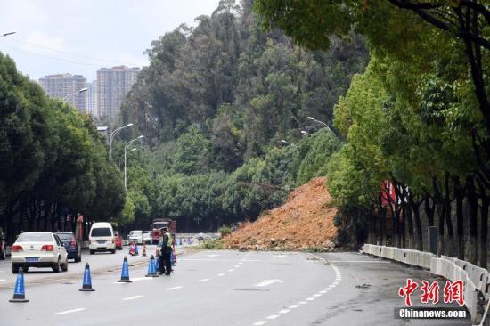 西南四省份降雨3人死亡2人失踪 直接损失1.9亿