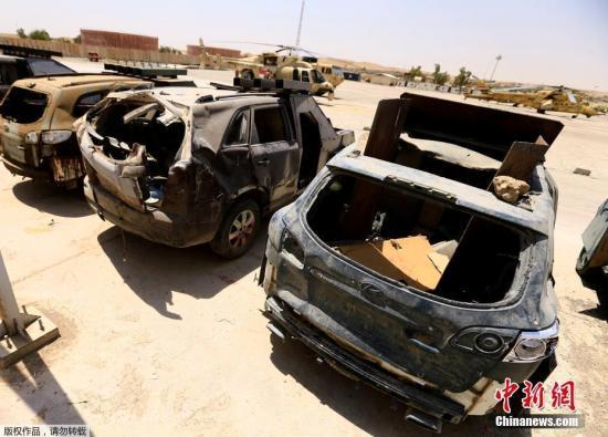 外媒:叙大拉菲2-神父95692马士革近郊IS最后据点被清除