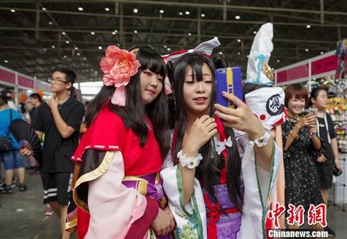 2018年北京动漫游戏产业企业总产值达710亿元人民币
