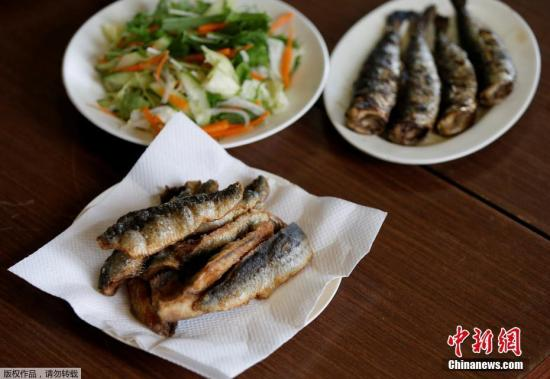 资料图:中式快餐。